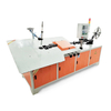 Manufacture Direct Sale 2D CNC Wire Bending Machine Price, CNC Iron Steel Metal Wire Bender