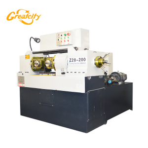 Roll Thread Machine Pipe Threading Machine Automatic And High Precision for Sale