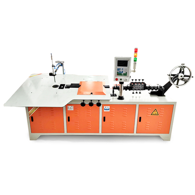 Factory directly supply Steel wire basket manufacturing use CNC automatic 2D cnc_wire_bending_machine_price