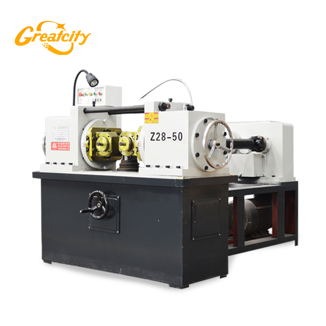 Cheap Price Hydraulic thread rolling machine m6 wrom screw making machine Cr12Mov