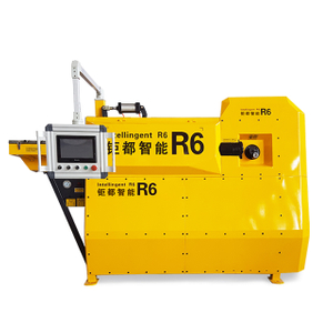 CNC automatic rebar stirrup bender steel wire bending machine
