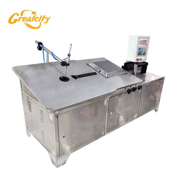 Competitive price widely used cnc 2d wire bending machine