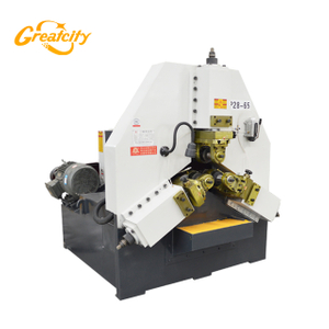 Greatcity pipe tube thread rolling machine hydraulic