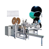 Professional 1+2 Type Full Automatic Virus Protection Ultrasonic Face Mask Making Machine Manufacturer