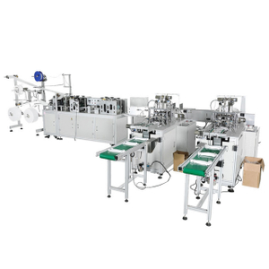 Disposable Surgical Nonwoven Fully Automated Medical Face Mask Making Machine price