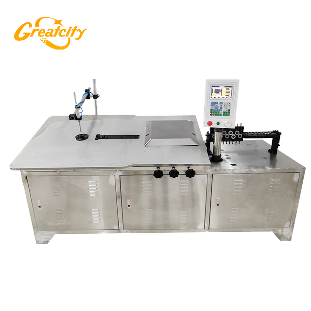 CNC 2d bending wire machine from China