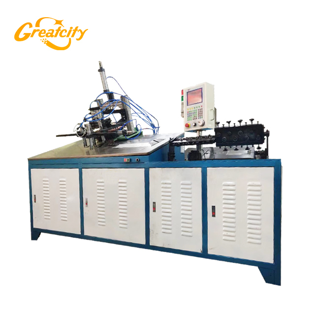 Modern fully automatic 2D steel wire bending machine for sale