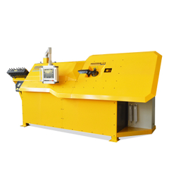 8mm 10mm 2D cnc rebar bender bending machine, full automatic stirrup bending machine