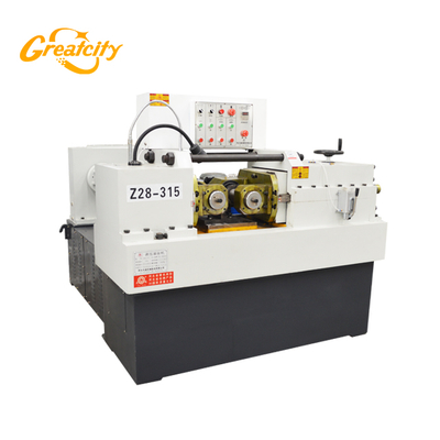High speed standard pee wee thread rolling machine automatic price