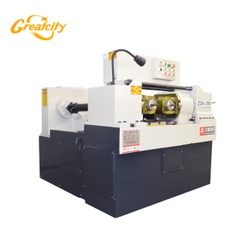 threaded rod rolling machine/automatic threading rolling screw making machine