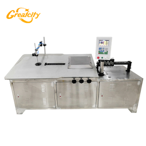 cheap price new popular cnc wire bending machine desktop with high speed