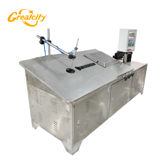 Greatcity Brand HOT selling 2d automatic steel wire bending forming machine cnc