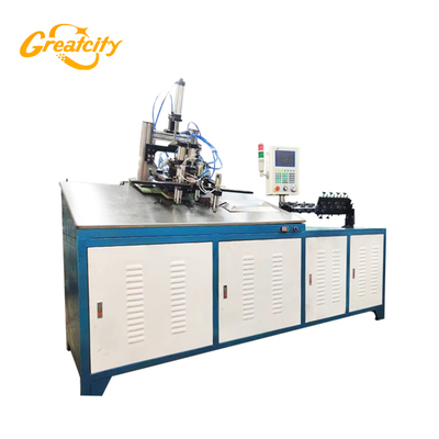 Factory favorable price high stability Fully automatic servo motor 2d cnc metal wire bending and forming machine