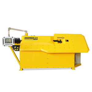 Factory sale 10mm 14mm cnc Automatic rebar Stirrup stirrup bending machine price