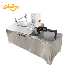 Greatcity Auto Feeding Cutting and bending Wire bender Bending Machine
