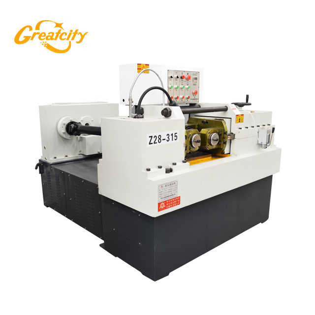 Hydraulic Screw Threading Machine Rolling Price