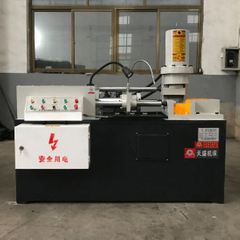 Factory professional production high speed 12-40mm steel bar diameter reducing machine/pipe enlarging machine