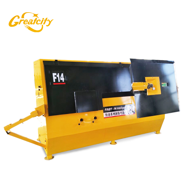Automatic stirrup bender bending machine/wire bending machine