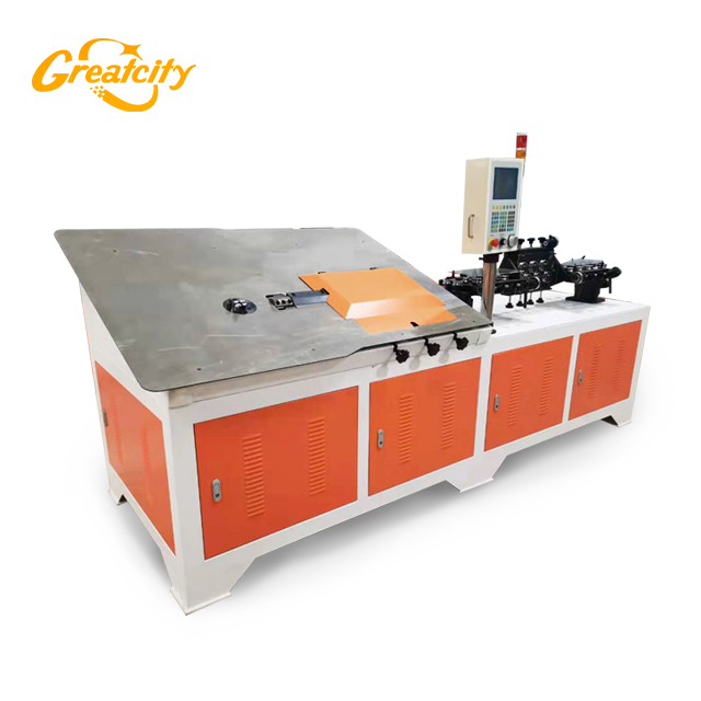High quality 2d cnc iron machine bending cnc wire/Automatic steel wire bending machine