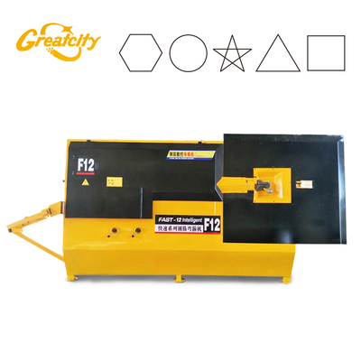 New type stirrup bar bending machine steel bar straightening bending machine