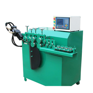 Candid flat steel iron ring making machine