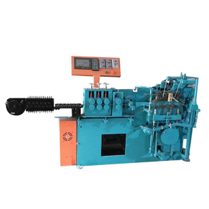 Semi-auto clothes wire hanger making machine price