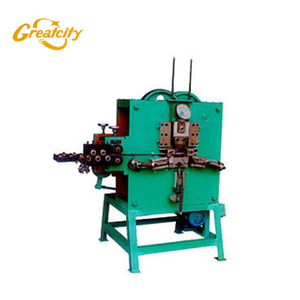 Hot Sale Low Price Steel Wire Buckle Making Machine Factory