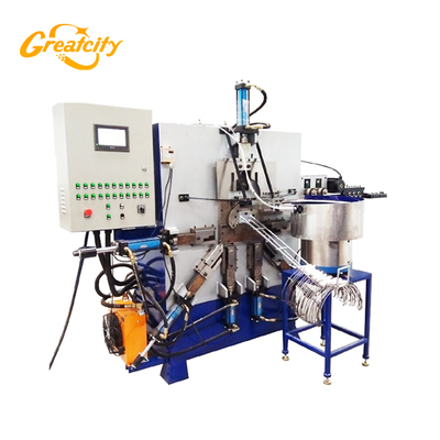 Hot Selling Fully Automatic Wire Bucket Handle Making Machine