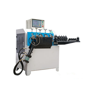 Automatic Hydraulic Steel small diameter Wire Ring Making Machine