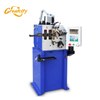 High Speed 2 Axis Automatic Compression Spring Making Machine