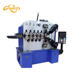 High Precision Automatic Cnc Coiling Spring Machine