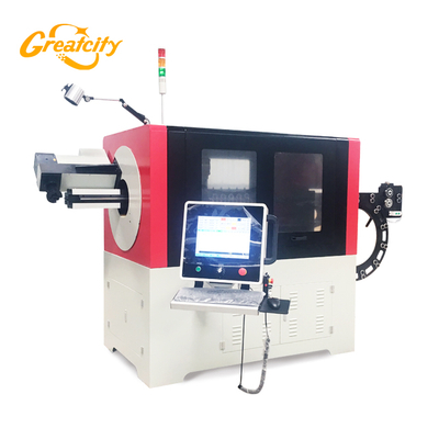 High-Performance 3D Cnc Wire Bending Froming Machine Supplier