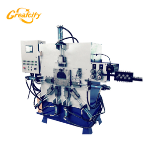 CE approved Automatic plastic bucket handle making machine