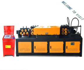 new design hot sale cnc rebar straightening, bending and cutting machine price