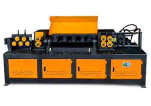 5-12mm Wire Straightening And Cutting Machine Automatic rebar straightening bending and cutting machine
