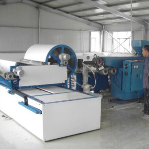 100-150kg daily production small type automatic Melt-blown Non-woven Fabric making machine production line