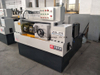 Three Rollers automatic cnc rebar thread stud rolling machine