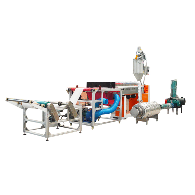 High quality automatic 600mm pp melt-blown non woven fabric making machine price